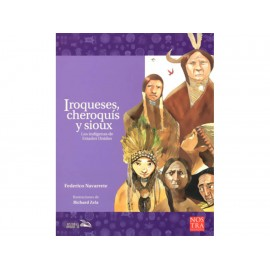 Iroqueses Cheroquis y Sioux