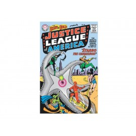 The Brave And The Bold Justice League Of America No 28 - Envío Gratuito