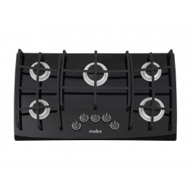 Parrilla a Gas Mabe negro PM9015CN1