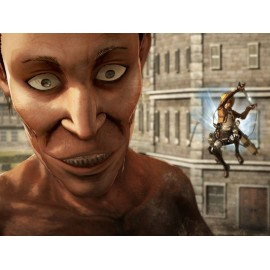 Xbox One Attack On Titan
