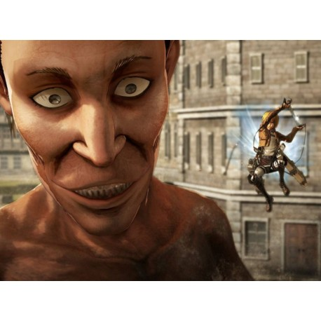 Xbox One Attack On Titan - Envío Gratuito
