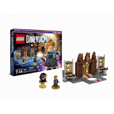 Xbox One Lego Dimensions Story Pack Fantastic Beasts - Envío Gratuito