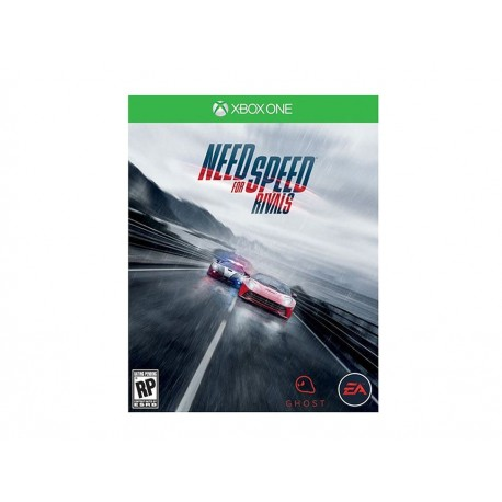 Need For Speed Rivals Xbox One - Envío Gratuito