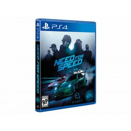 PlayStation 4 Need For Speed
