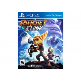 Play Station 4 Ratchet Y Clank