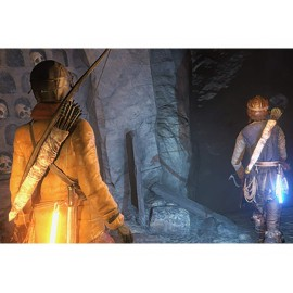 PlayStation 4 Rise of the Tomb Raider