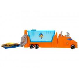 Mattel Hot Wheels City Adventure Vehicle Case - Envío Gratuito