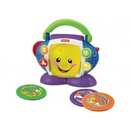Mattel Laugh & Learn Toca CD Fisher Price - Envío Gratuito