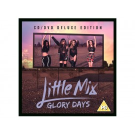 Glory Days Little Mix Deluxe CD + DVD - Envío Gratuito