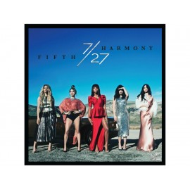 7/27 Fifth Harmony CD - Envío Gratuito