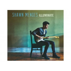Shawn Mendes Illuminate Deluxe CD - Envío Gratuito