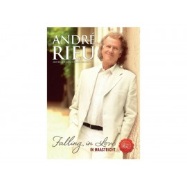 André Rieu Falling in Love in Maastricht DVD - Envío Gratuito