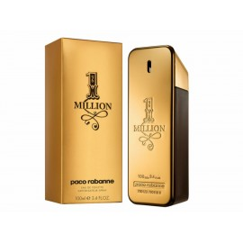 Fragancia para caballero Paco Rabanne One Million 100 ml - Envío Gratuito