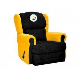 NFL Sillón Reclinable Pittsburgh Steelers - Envío Gratuito