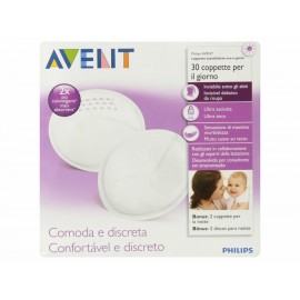 Protectores desechables Avent