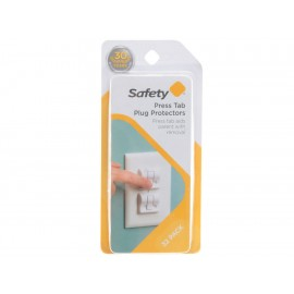Safety First Set de Protectores para Enchufes