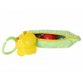 Fisher Price Juguete Didádctico Sensory Sweet Peas